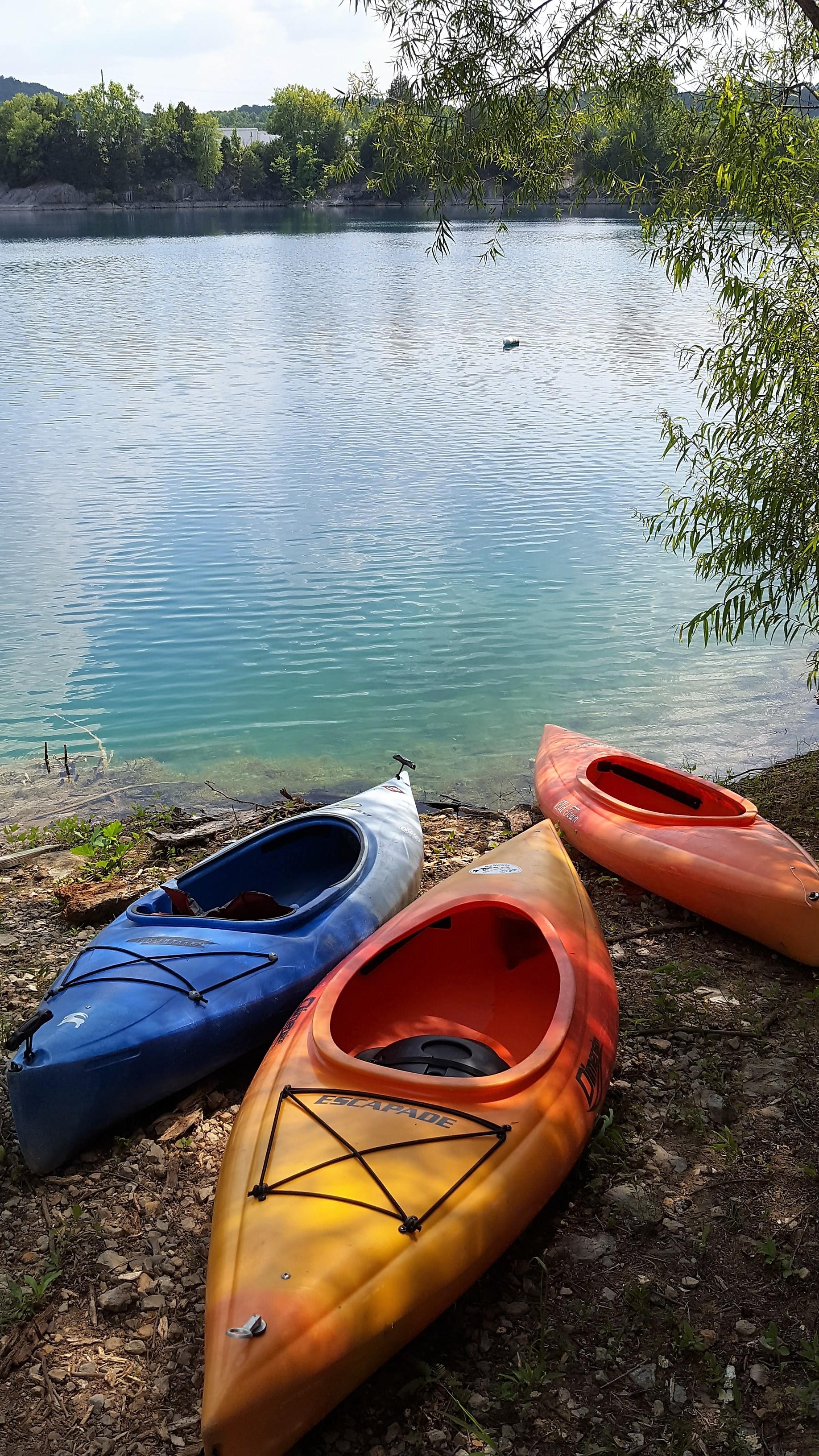 Kayaks to please everyone